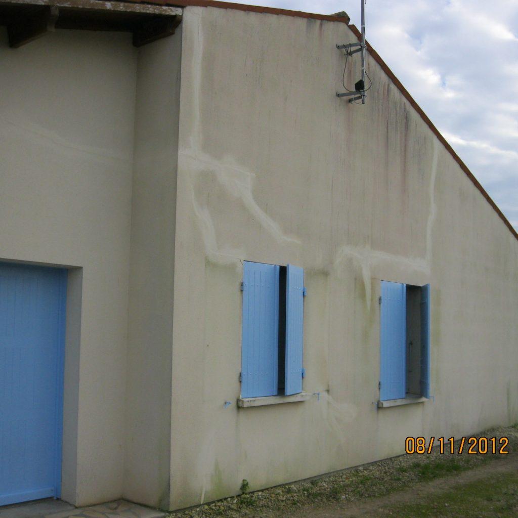 expertise fissure façade